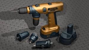 Multi Drill & Accessories