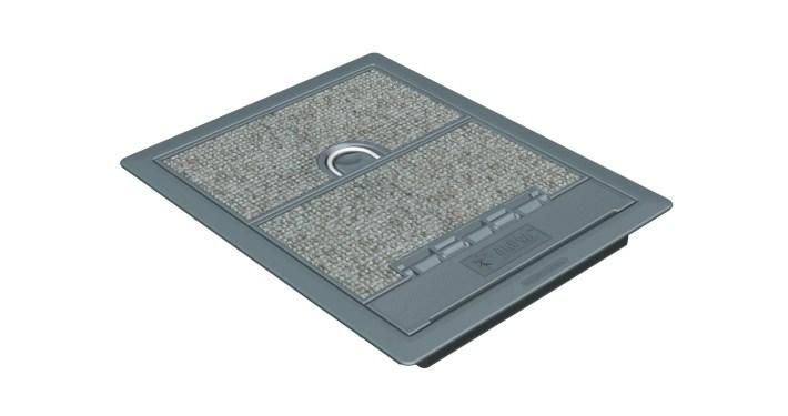 Oruga Floor Box Lid - CAD Design - Data Translation