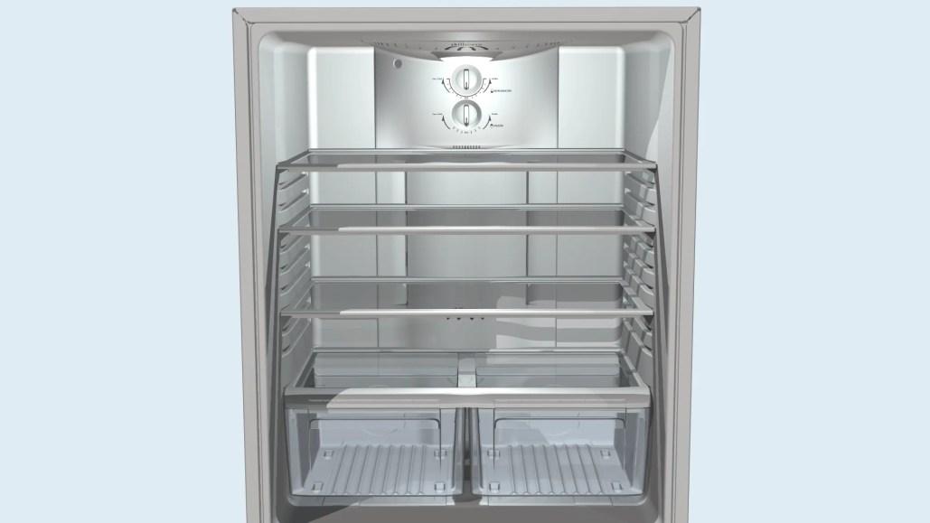 Refrigerator Interior - Domestic