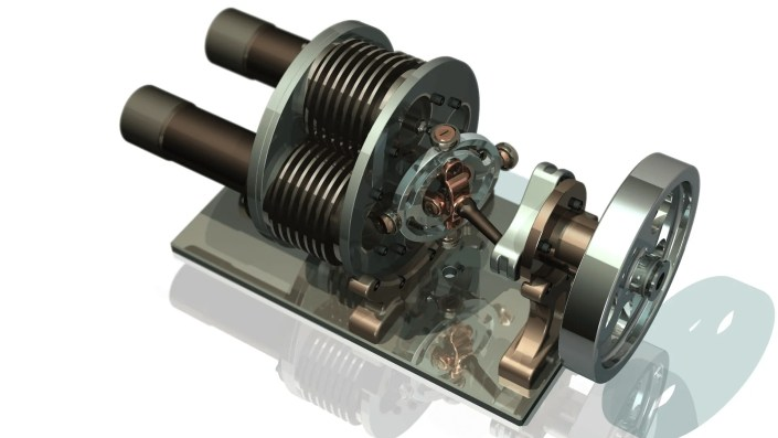 Stirling Engine - Engineering CAD Modelling Video Image - Frequently Asked Questions