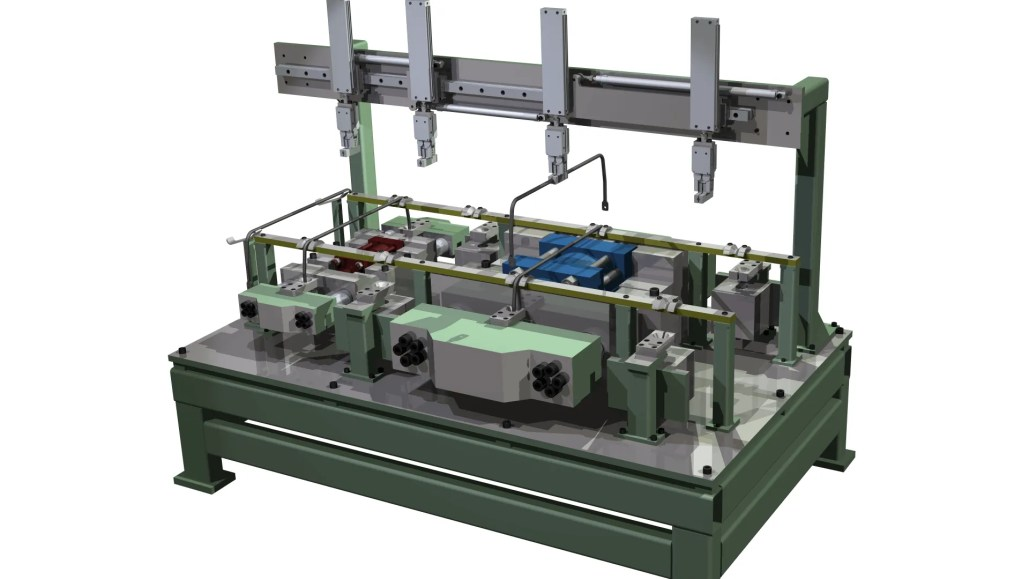 Transfer Forming Machine - Tooling