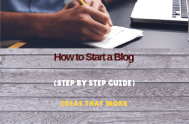 Download Free Ebook on How to Start up a Blog