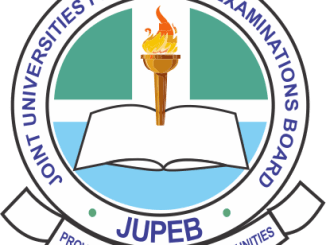 Free Jupeb Runs 2019 Examination Site Questions and Answers