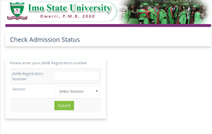 IMSU Admission List (1st 2nd 3rd 4th Batch) 2019/2020 Is Out