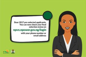 npvn.npower.gov.ng/my profile Registration, News Today, Application