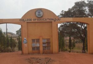 College of Education Oju Academic Calendar 2019/2020 [REVISED]