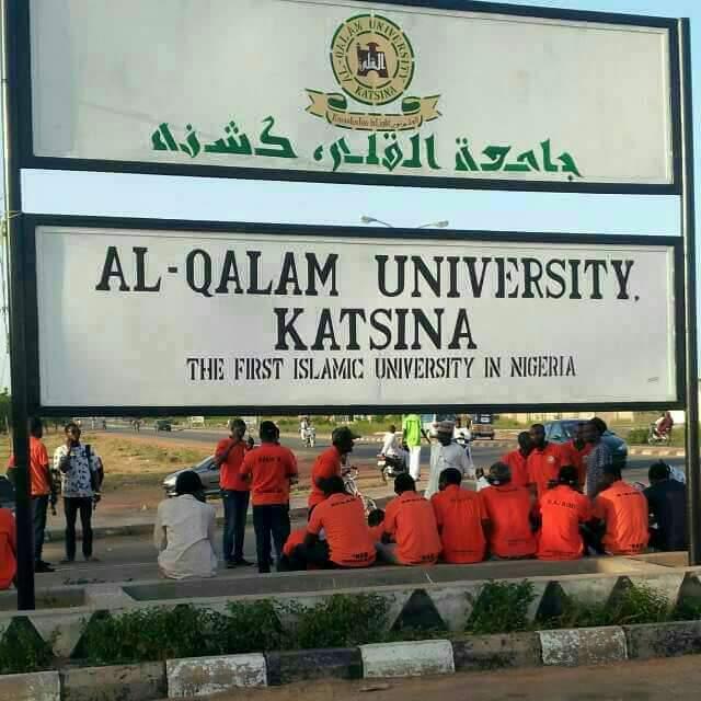 Al-Qalam University PArt time admission form