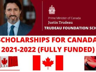 Free Canada Scholarship 2021 Fully Funded with Visa