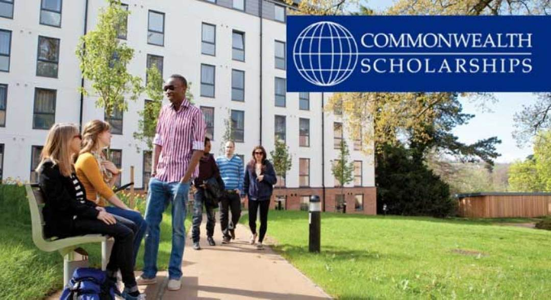 Commonwealth Scholarship for Developing Countries
