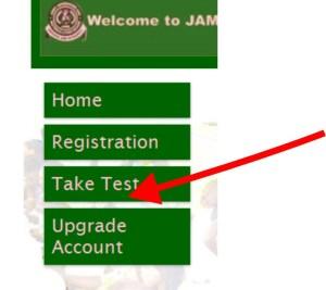 Jamb online Practice