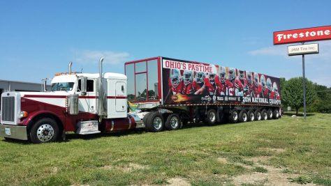 Buckeye Ridge Farms Transportation Truck