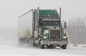 winter truck maintenance