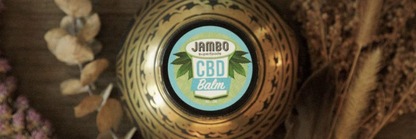 Jambo superfoods cud muscle balm