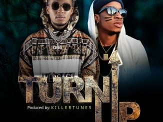 Calebin Ft Joe Blaque - Turn Up