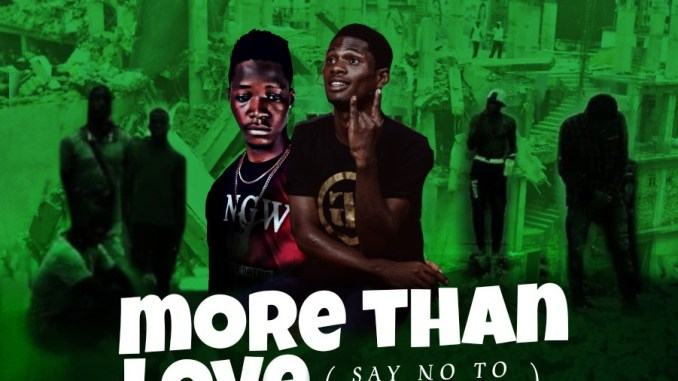 "GG Entertainment – ""More Than Love"" Ft. Young Blinkz X Ola bizz X Darano"