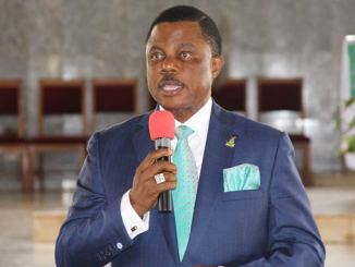 "Anambra State Governor Obiano Begs Federal Government To ""Refund N10bn Spent On Road Federal Roads"""