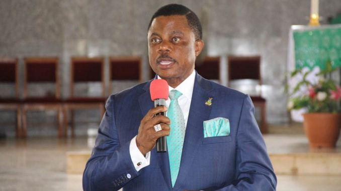 """Anambra State Governor Obiano Begs Federal Government To """"Refund N10bn Spent On Road Federal Roads"""""""