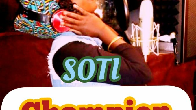 Soti – Champion (No Human Is Limited)