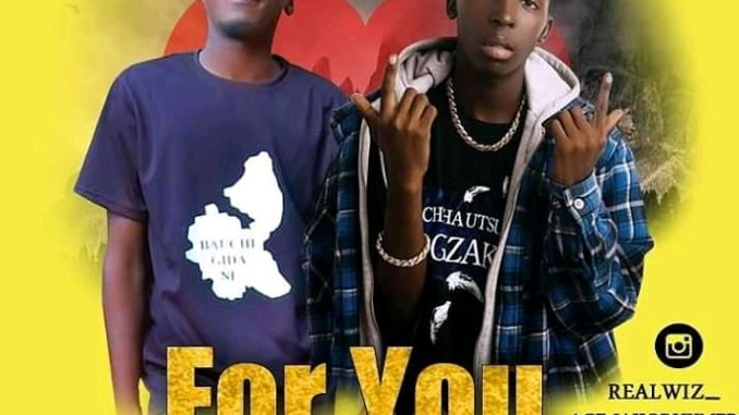 Realwiz Ft JakoRhymer - For You