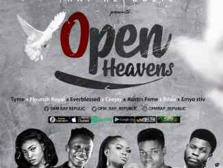 Rap Republic - Open Heavens