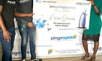 BREAKING NEWS: Ping Express Announces #IRepPingExpress Campaign Winner