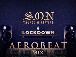 DJ Neptune – Sounds Of Neptune (Afrobeat Lock Down Mix)