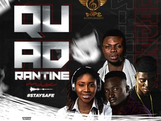 "Dj Constant – ""Quadrantine Mix"" Ft. Dj Muski, Dj Kiss & Dj 2Fresh"