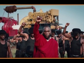 VIDEO: Burna Boy – Monsters You Made ft. Chris Martin