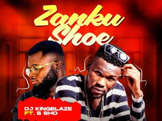 DJ Kingblaze Ft. B Sho - Zanku Shoe