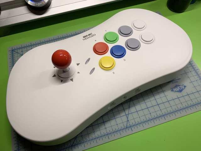 Neo Geo Arcade Stick Pro (5)