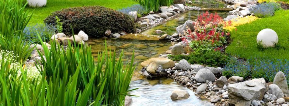 Amnager Un Jardin En Longueur Affordable Comment Amnager