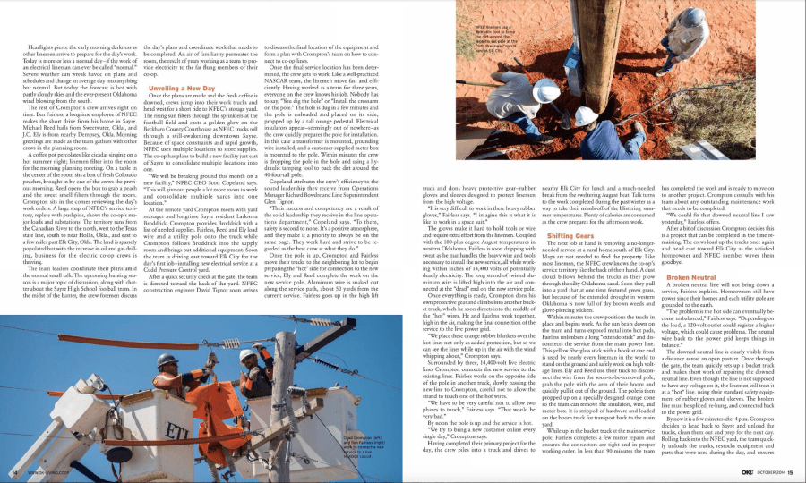 Oklahoma Living October 2014 - Page 2