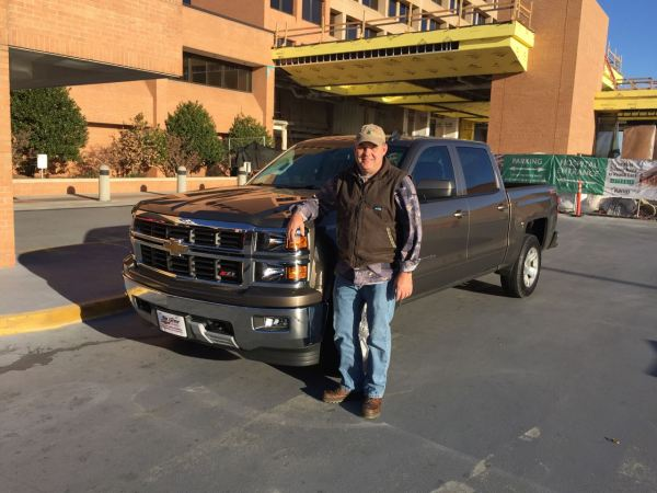 As a technophile, I am very happy with the technology in my 2015 Chevy Silverado.