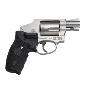 I really love my S&W .38's. They are small, powerful, easy to shoot and easy to conceal. Not very accurate and slow to reload, plus a bit thick in the middle compared to a semi-auto. I was concerned about only having 5 rounds in the gun and 5 in a speed loader in my pocket. I still have two of these and really like them, but not as my every day carry gun.