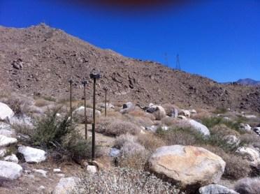 Dust collectors at Los Osos