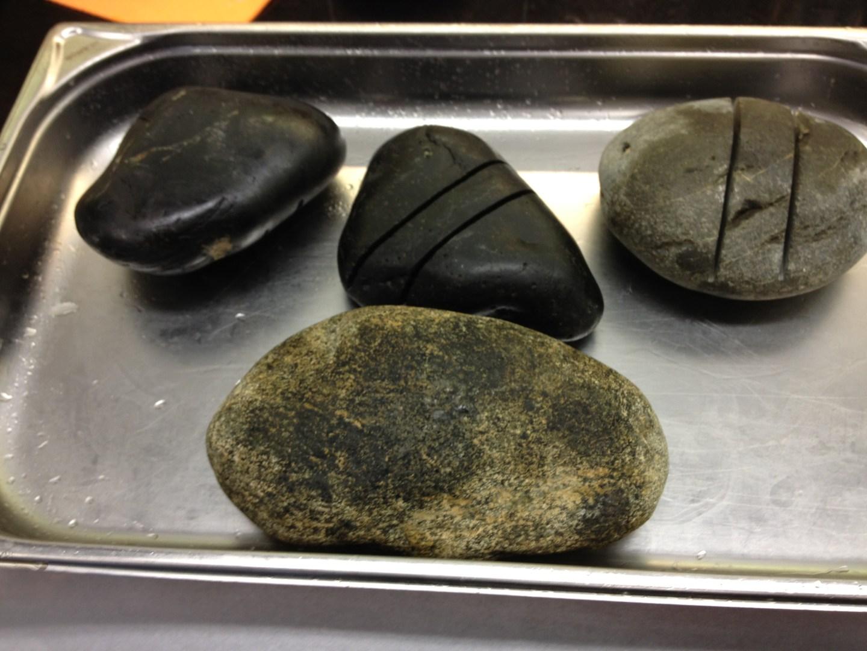 Baking stones