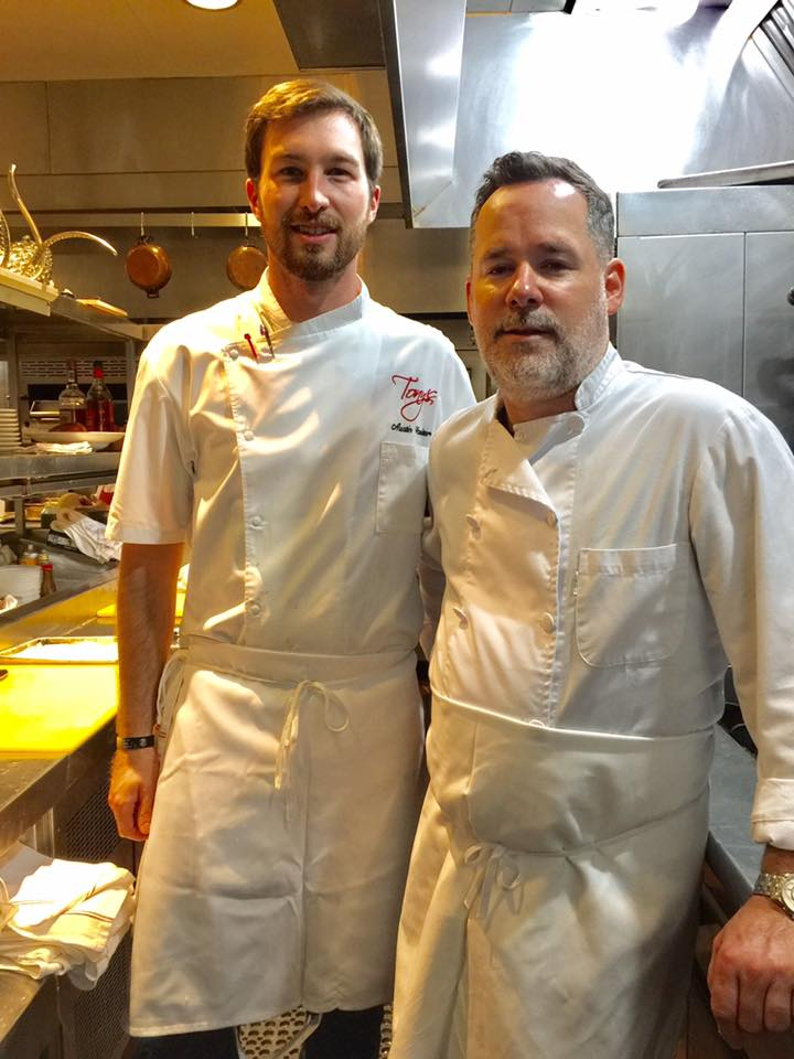 Austin Waiter and James Brock