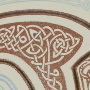 Helen Knotwork detail