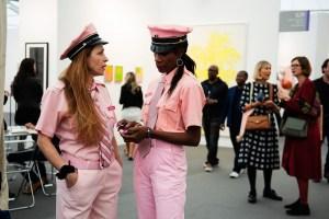 Pink Women