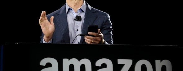 Amazon CEO Jeff Bezos.AP Photo/Ted S. Warren | James Alexander Michie