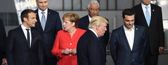 Trump's secret NATO strategy | James Alexander Michie