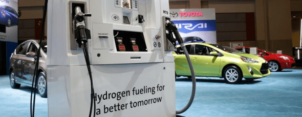 Hydrogen Fueling James Alexander Michie