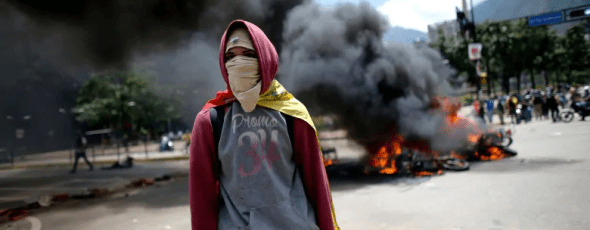 Venezuelan Crisis James Alexander Michie