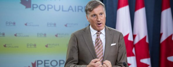 Maxime Bernier James Alexander Michie The Post Millennial