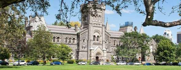 University College, University of Toronto Canada James Alexander Michie