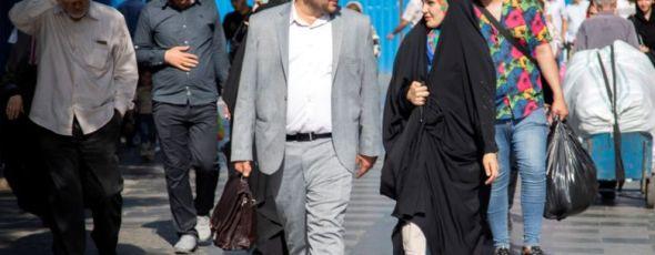 Iran National Post | James Alexander Michie