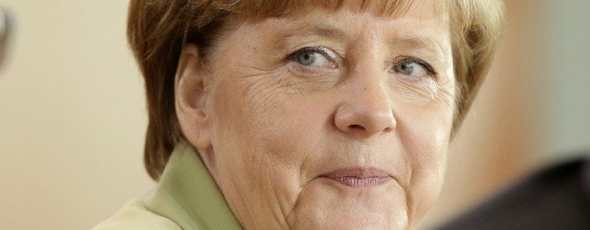 German Chancellor Angela Merkel The Washington Post | James Alexander Michie