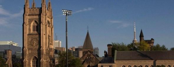 The University of Toronto campus CTV News | James Alexander Michie
