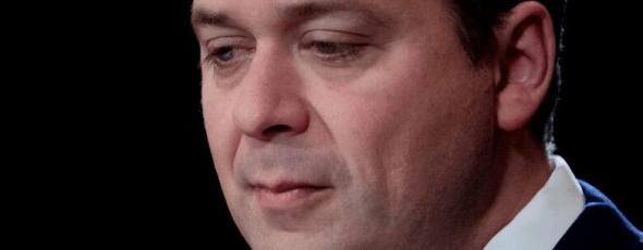 Conservative Leader Andrew Scheer CBC News | James Alexander Michie
