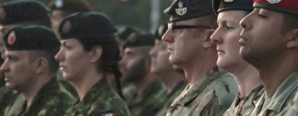 It's Time for Canada to rebuild our Armed Forces The Post Millennial | James Alexander Michie